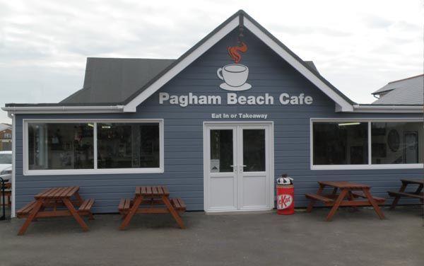 Pagham Beach Cafe