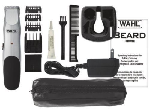 New Wahl 99186171 Groomsman Beard and Mustache Trimmer *** Find out more about the great product at the image link.