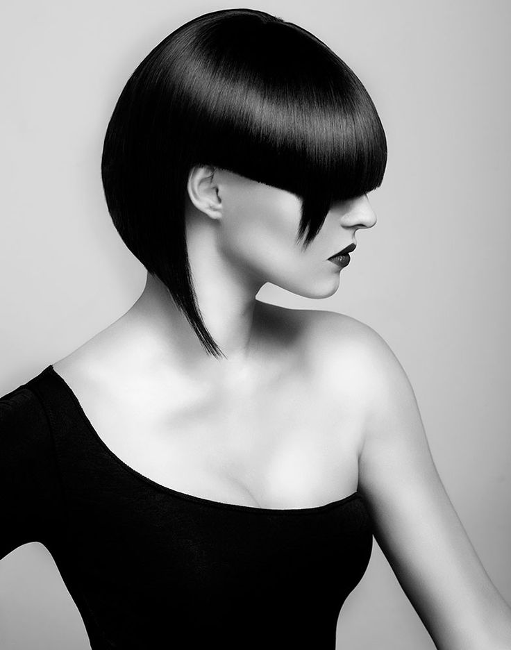 2013 Finalist | CONTEMPORARY CLASSIC: Geno Chapman - To see ALL the NAHA finalists' work, visit www.modernsalon.com/naha