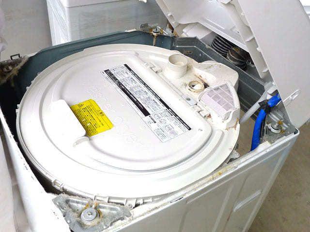 使うのはキッチン用漂白剤4本 清掃会社社員直伝の 洗濯槽クリーニング って Yahoo 不動産おうちマガジン 洗濯槽 掃除 便器 掃除 洗濯
