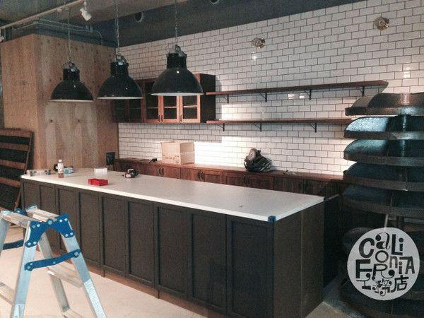 カリフォルニア工務店 店舗 Kitchen Image