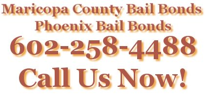 Call to action for Maricopa County Bail Bonds
