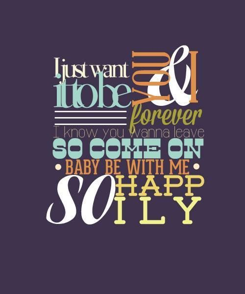 Happily~One Direction