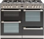 BELLING DB4 100G Gas Range Cooker - Stainless Steel