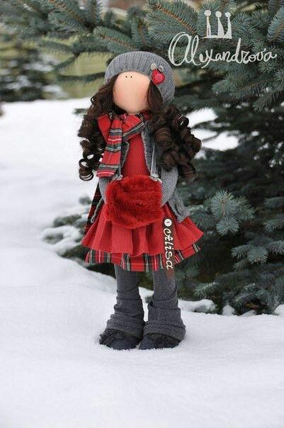 Marta ~ Handmade Doll