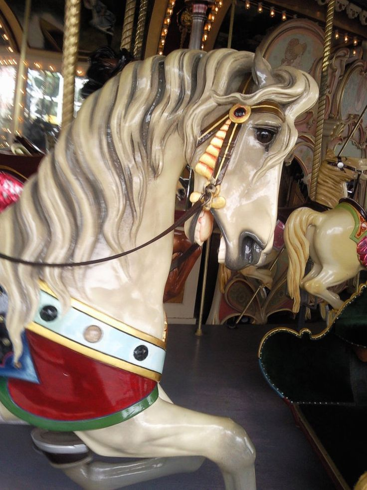 Carousel by ~Midnight-Wicca