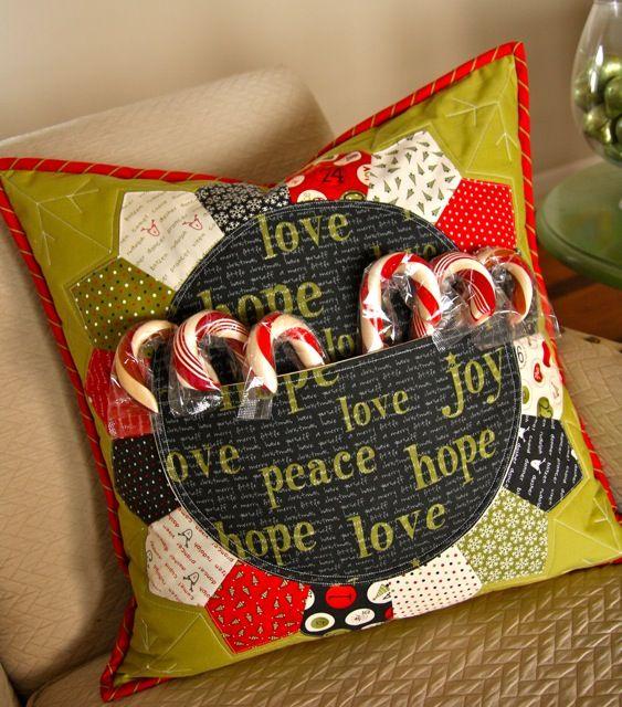 109 best Christmas Pillows images on Pinterest | Christmas pillow Christmas ideas and Christmas crafts & 109 best Christmas Pillows images on Pinterest | Christmas pillow ... pillowsntoast.com