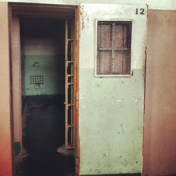Alcatraz door- The Hole