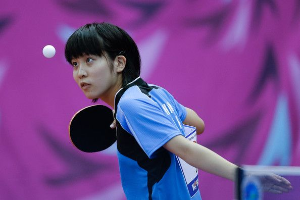 Miu Hirano in 2014 Asian Games