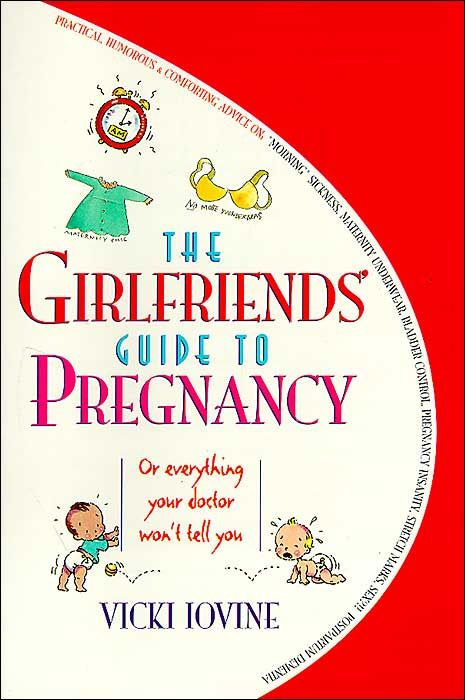 One of my Favorite pregnancy books:)