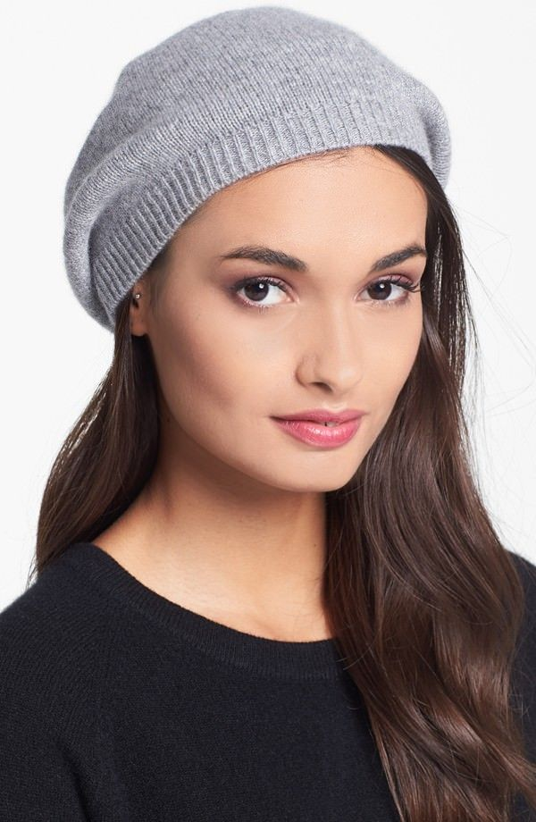 Nordstrom Cashmere Bere, love its soft touch