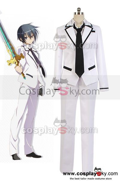 Bladedance of Elementalers Kamito Kazehaya Uniform Cosplay Costume $59.00 http://cosplaysky.com/bladedance-of-elementalers-kamito-kazehaya-uniform-cosplay-costume.html