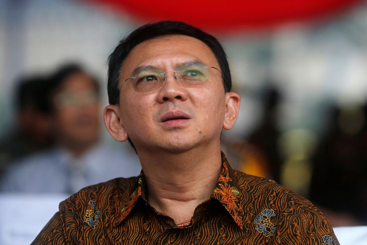 The controversy surrounding Basuki Tjahaja Purnama — better known as Ahok — had begun in September last year when he caused outrage among Muslims for quoting a controversial verse from the Quran ahead of the elections. — Reuters pic