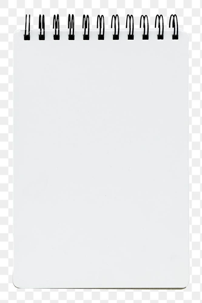 Blank Plain White Notebook Design Element Free Image By Rawpixel Com Ake In 2020 Notebook Design Free Notebook Paper Background Design