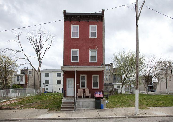 © Ben Marcin, Last House Standing, Philadelphia