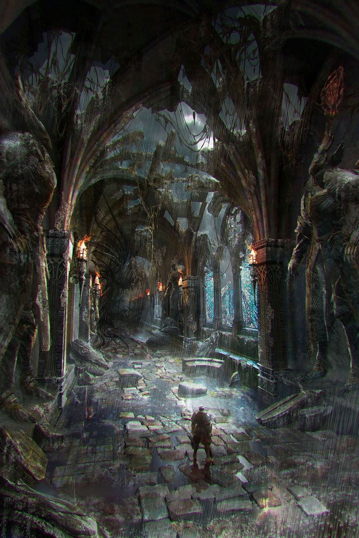 fantasy art wizard castle - photo #30