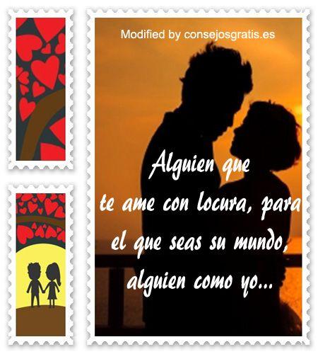 textos bonitos de amor para enviar a mi novio por whatsapp,frases y mensajes románticos: http://www.consejosgratis.es/mensajes-de-carino-para-alguien-especial/