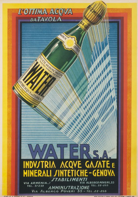 Water S.A., 1930