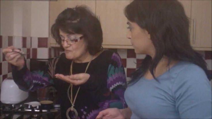 Ποντιακό Σιρόν με τη Μαμά Δέσποινα και τη θεία Σοφία
