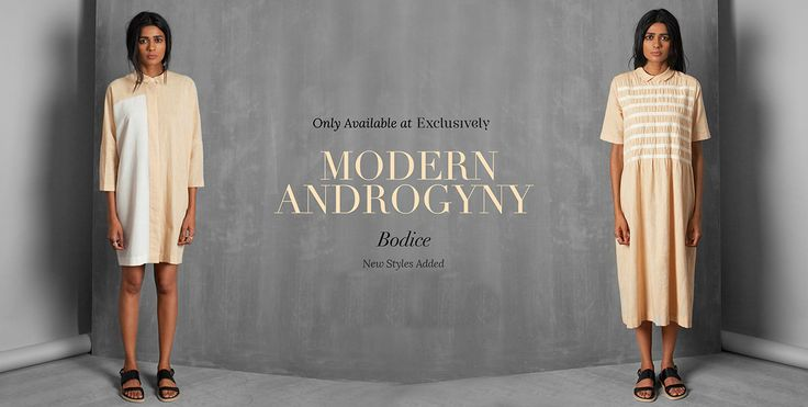 Modern Androgyny! Introducing a slick transitional Design
