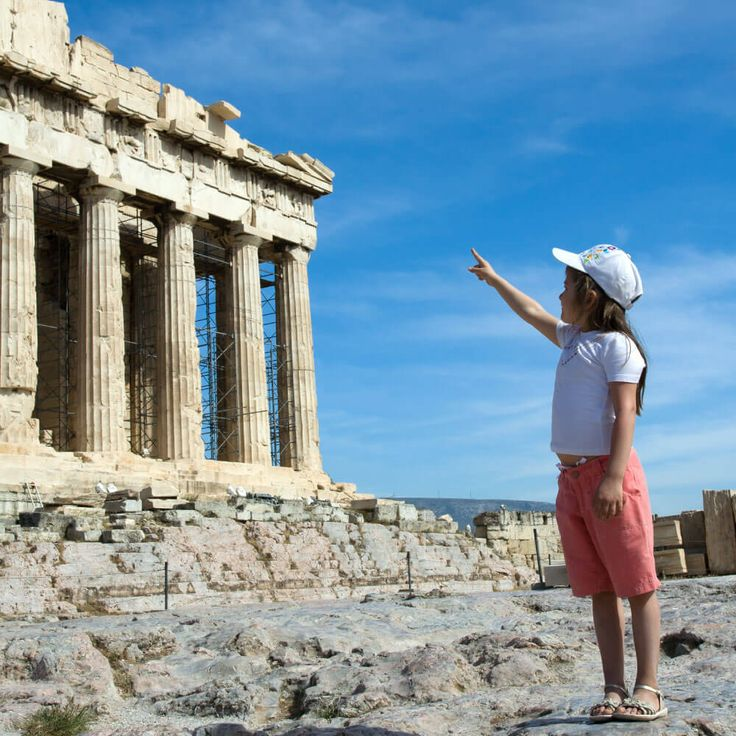 Families who travel together, bond together. Your family will learn together about the history of ancient peoples while creating the memories of a lifetime. Discover our #family #travels in #Greece