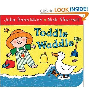 Brilliant book for Phase 1 of Letters and Sounds