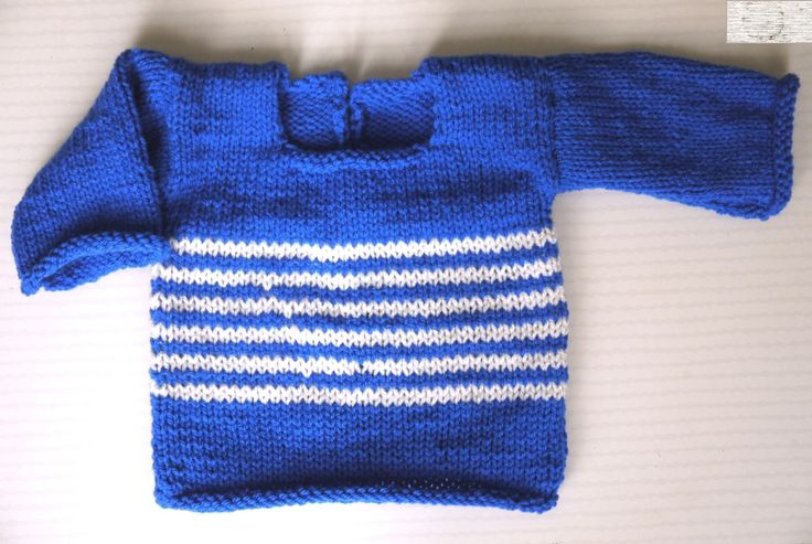 Pull bébé 6 mois marin bleu marinière mixte garçon fille via Sweet-Creas's shop. Click on the image to see more!