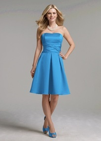 Cyan Dress (well as close as I could find in color)