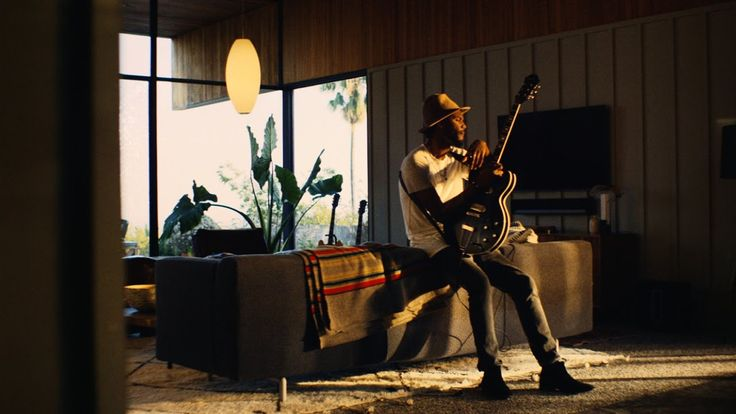 SONOS TV Commercial with Gary Clark Jr. – Music Isn't A Houseplant