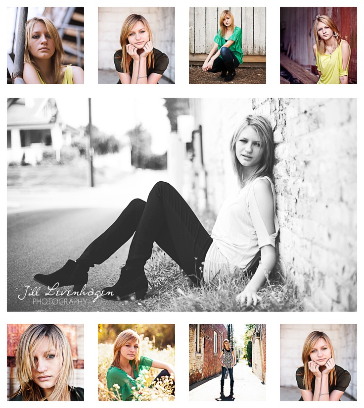 Free lightroom template collage make this in the lr print for Senior photo collage templates