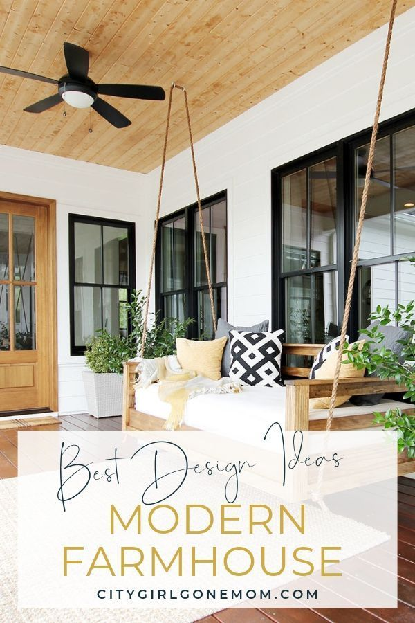 10 Tips To Designing A Dreamy Modern Farmhouse Living Room