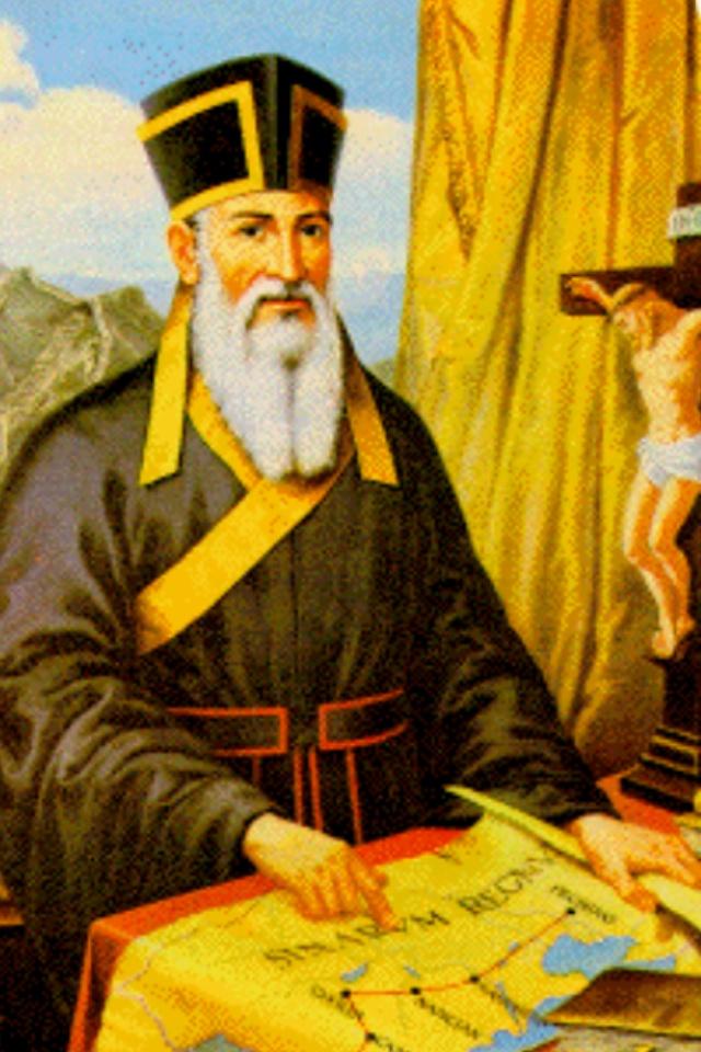 Blessed Matteo Ricci, SJ (1552-1610)