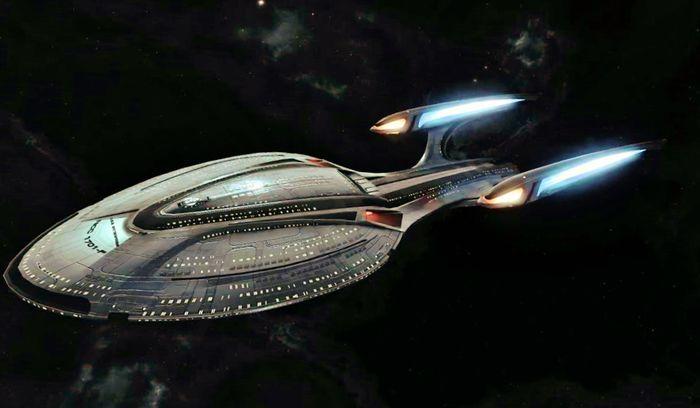 USS Enterprise (NCC 1701 F)   Star trek online, Uss