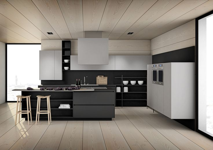Kitchens by Cesar: space to the italian taste