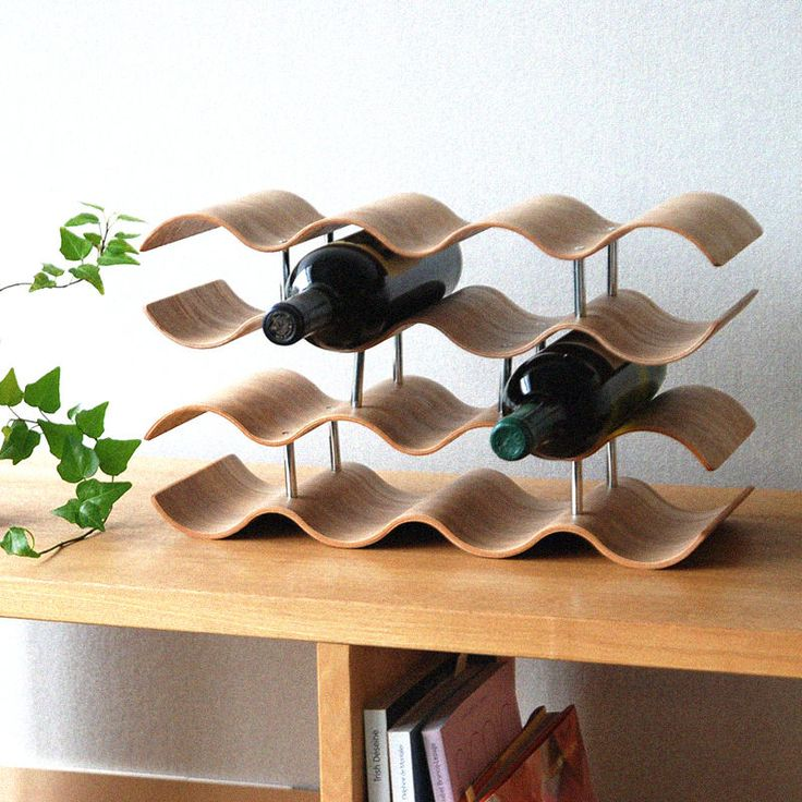 top3 by design - Kinto - kinto wine rack 14 bottle