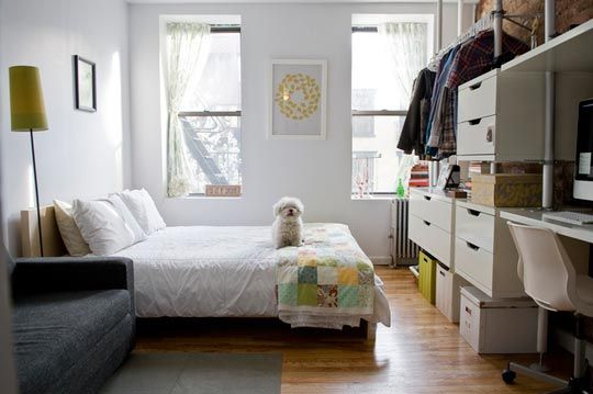 25 Easy Tips, Strategies, and Ideas for Small Space Living