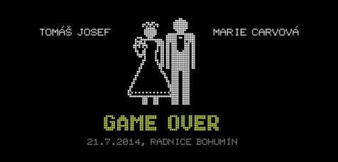 Svatební oznámení 98