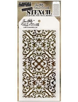 Tim Holtz® Stampers Anonymous - Layering Stencils - Flames