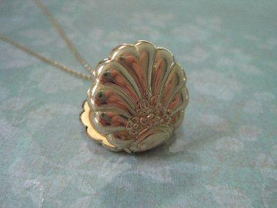 Love this locket!  rose gold