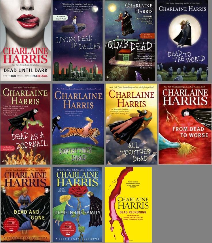 charlaine harris vampir reihenfolge