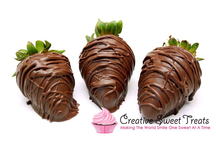 Chocolate Covered Strawberries Delivered