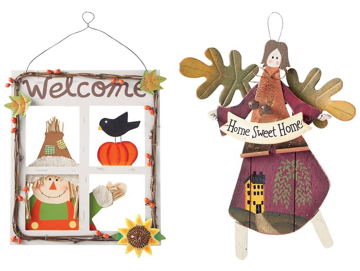 this distressed scarecrow decor is the perfect addition to your country harvest decorations with a friendly - Harvest Decorations