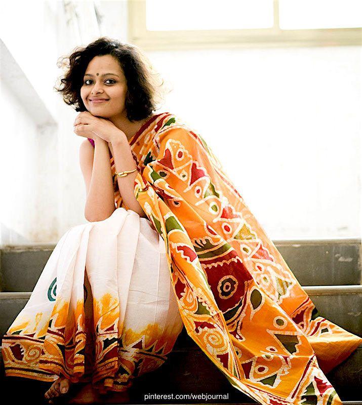 Batik Saree by Suta