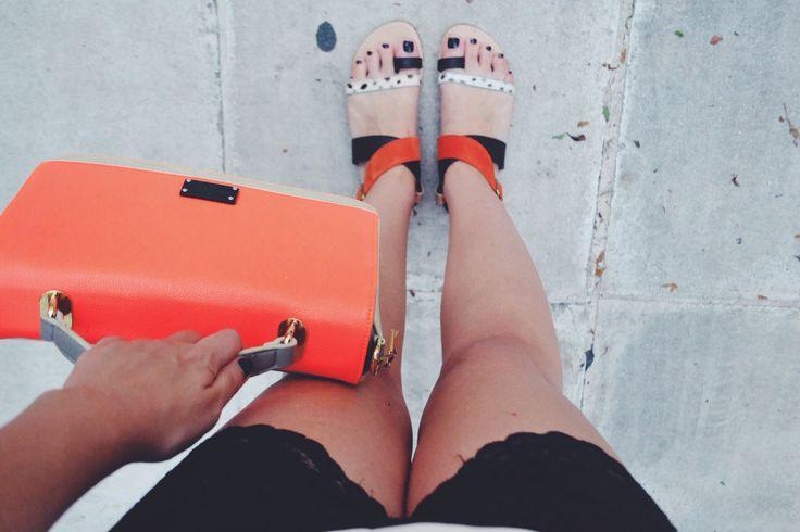 #treis #sandals #lifereport #fashionblogger