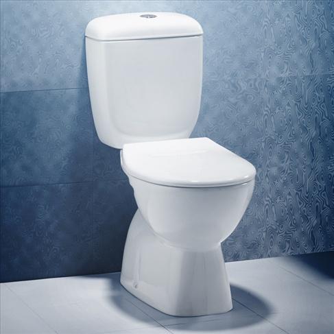 New toilet?