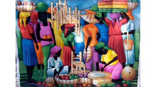 haitian art | Adventures in Liturgy: Wedding at Cana images; Haitian art