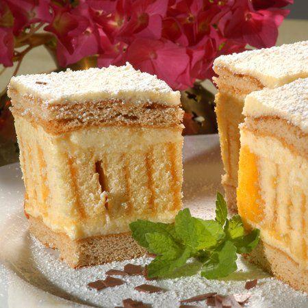 Piskótatekercses-mézes süti Recept képpel - Mindmegette.hu - Receptek