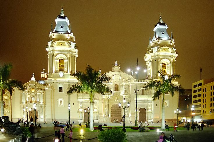 Catedral de Lima / Lima Cathedral 2006