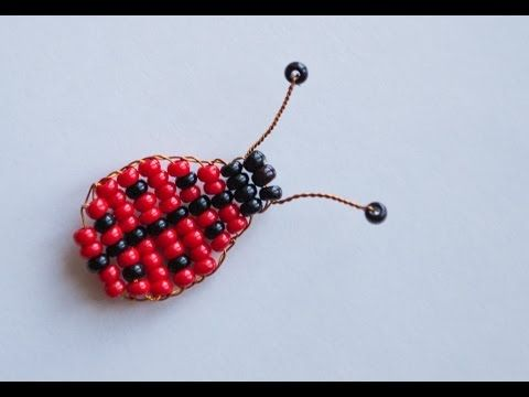Мэрцишор 2. Moldavian tradition. Martisor din biser. Бисер с Анной. - YouTube
