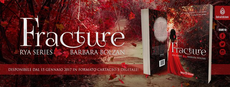 Fracture - vol. 1 Rya Series disponibile in ebook su Amazon e in cartaceo negli store online e nelle librerie.